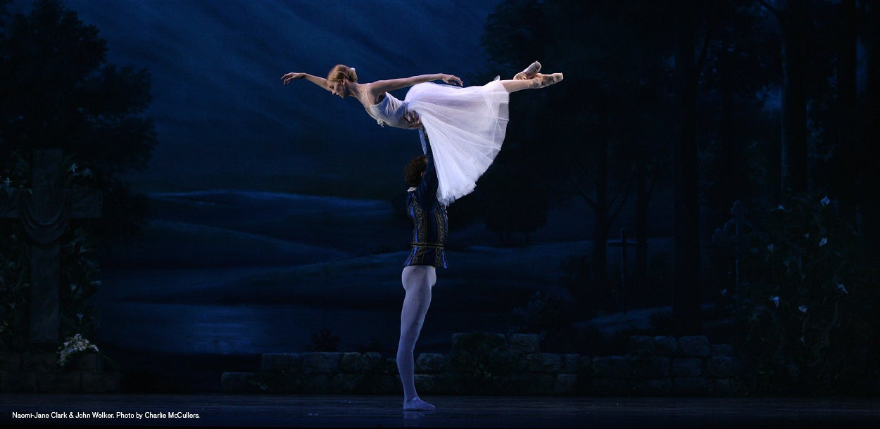 Giselle - NEW DATES!