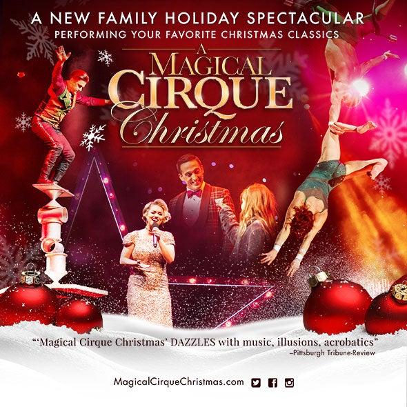 More Info for A Magical Cirque Christmas