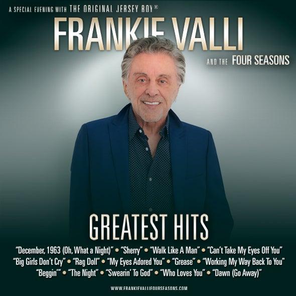 More Info for Frankie Valli