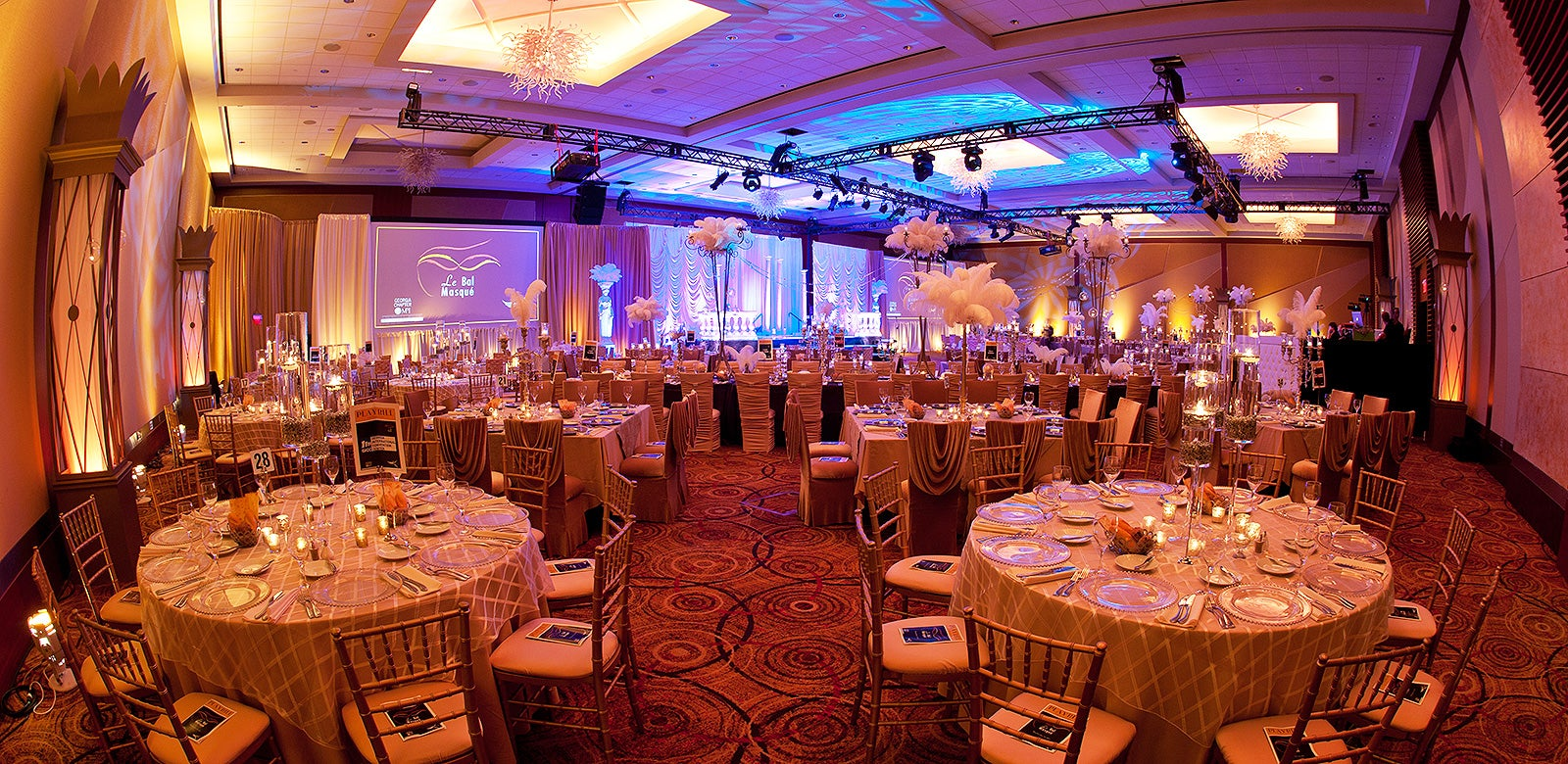 Atlanta Rehearsal Dinner Venue, Catering, And Planning