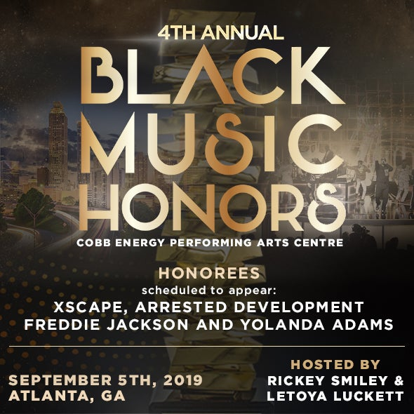 More Info for Black Music Honors