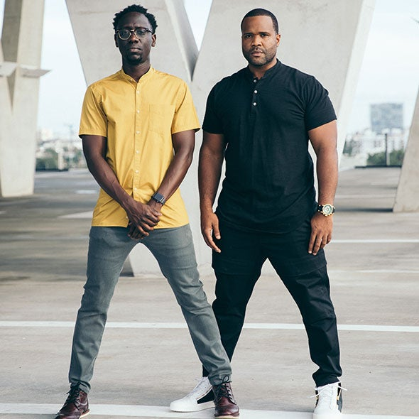 More Info for Black Violin - NEW DATE!