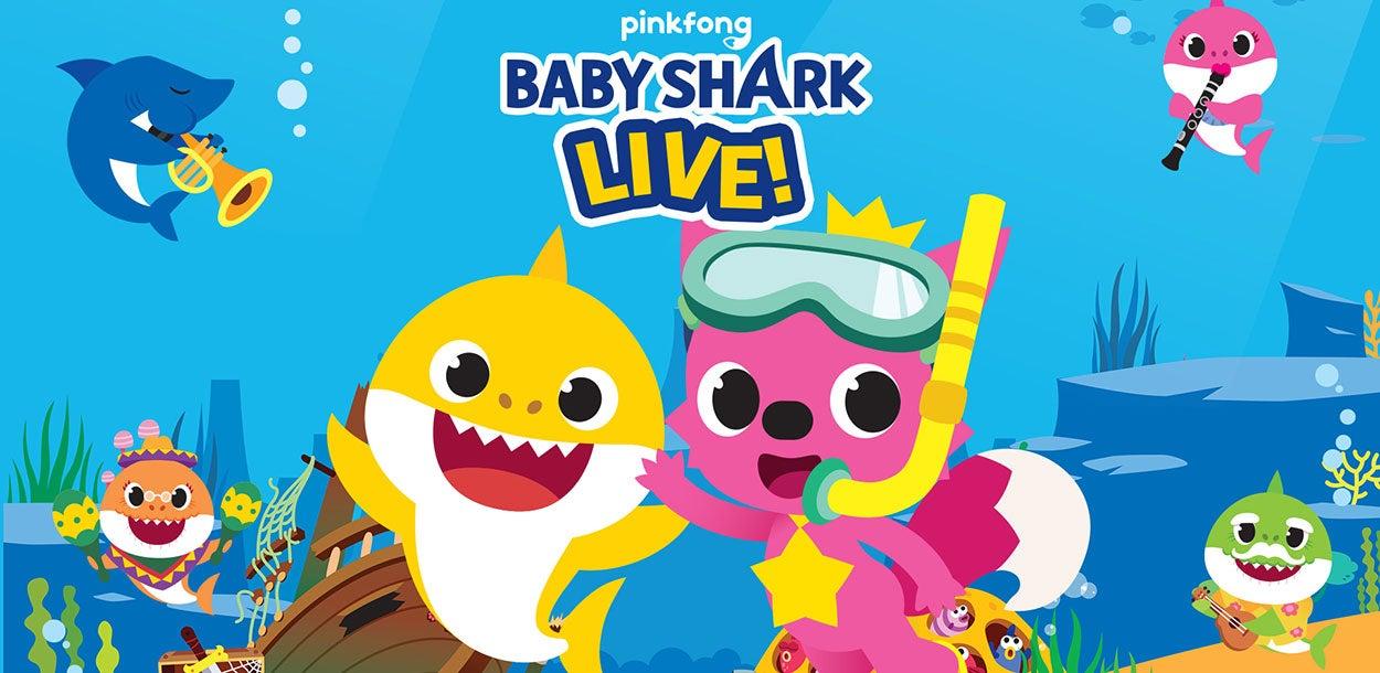 Baby Shark Live! - NEW DATE!