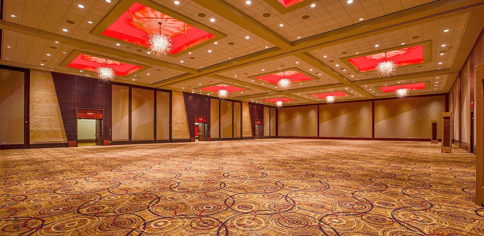 Ballroom   Cobb Energy Centre