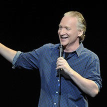 More Info for An Evening with Bill Maher
