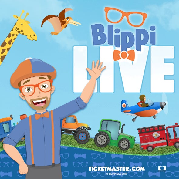 More Info for Blippi The Musical