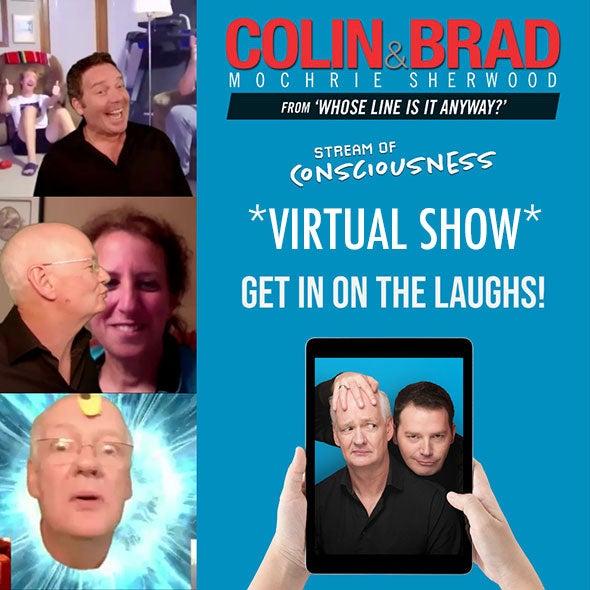 More Info for Colin & Brad: Stream of Consciousness