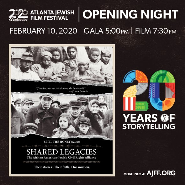 More Info for Atlanta Jewish Film Festival