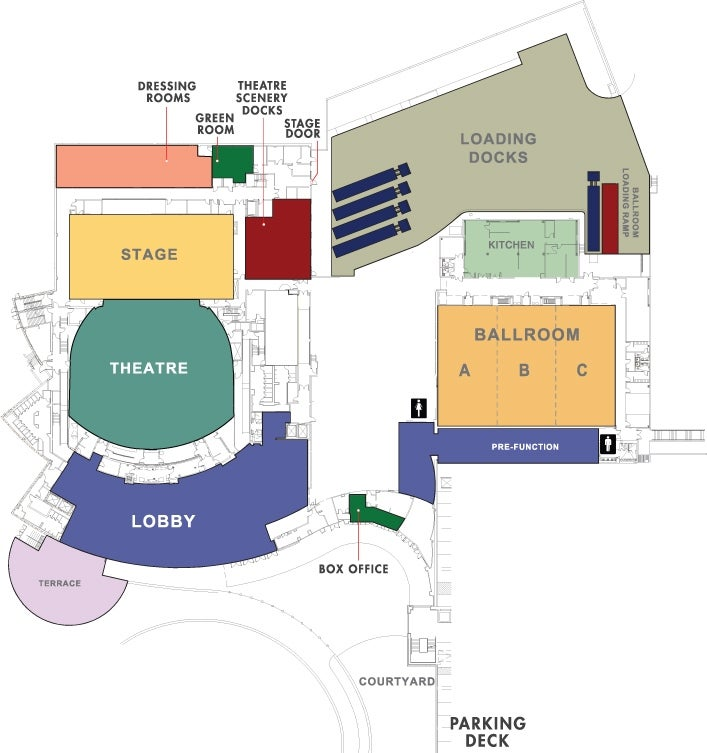 Floor plans virtual tour cobb energy centre for Floor plan virtual tour