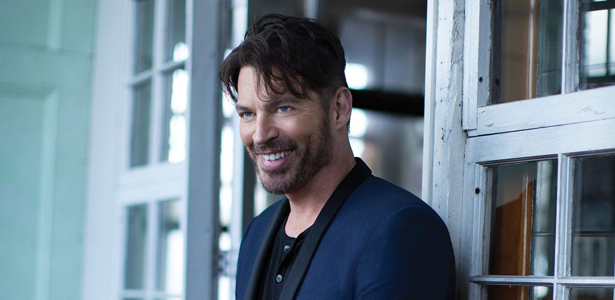 CANCELLED - Harry Connick, Jr.
