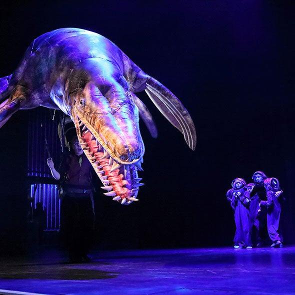 More Info for Erth's Prehistoric Aquarium Adventure