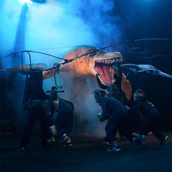 More Info for Erth's Prehistoric Aquarium