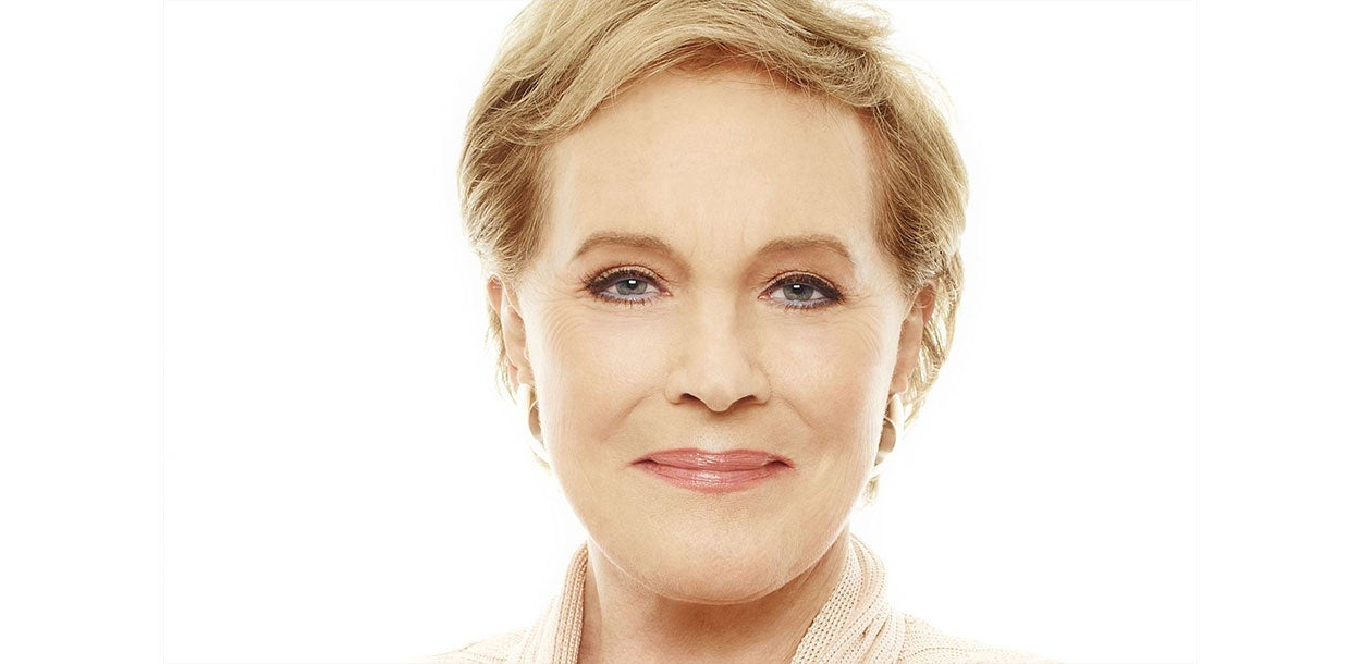 An Evening of Conversation with Julie Andrews