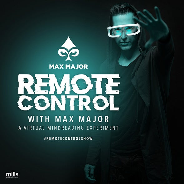 More Info for Remote Control with Max Major