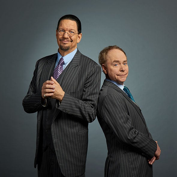 More Info for Penn & Teller