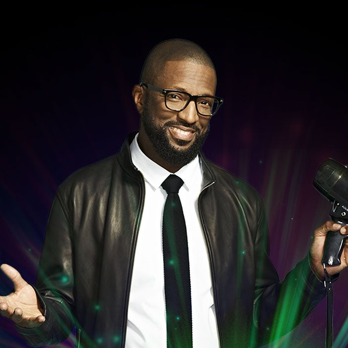More Info for Rickey Smiley's Comedy Explosion
