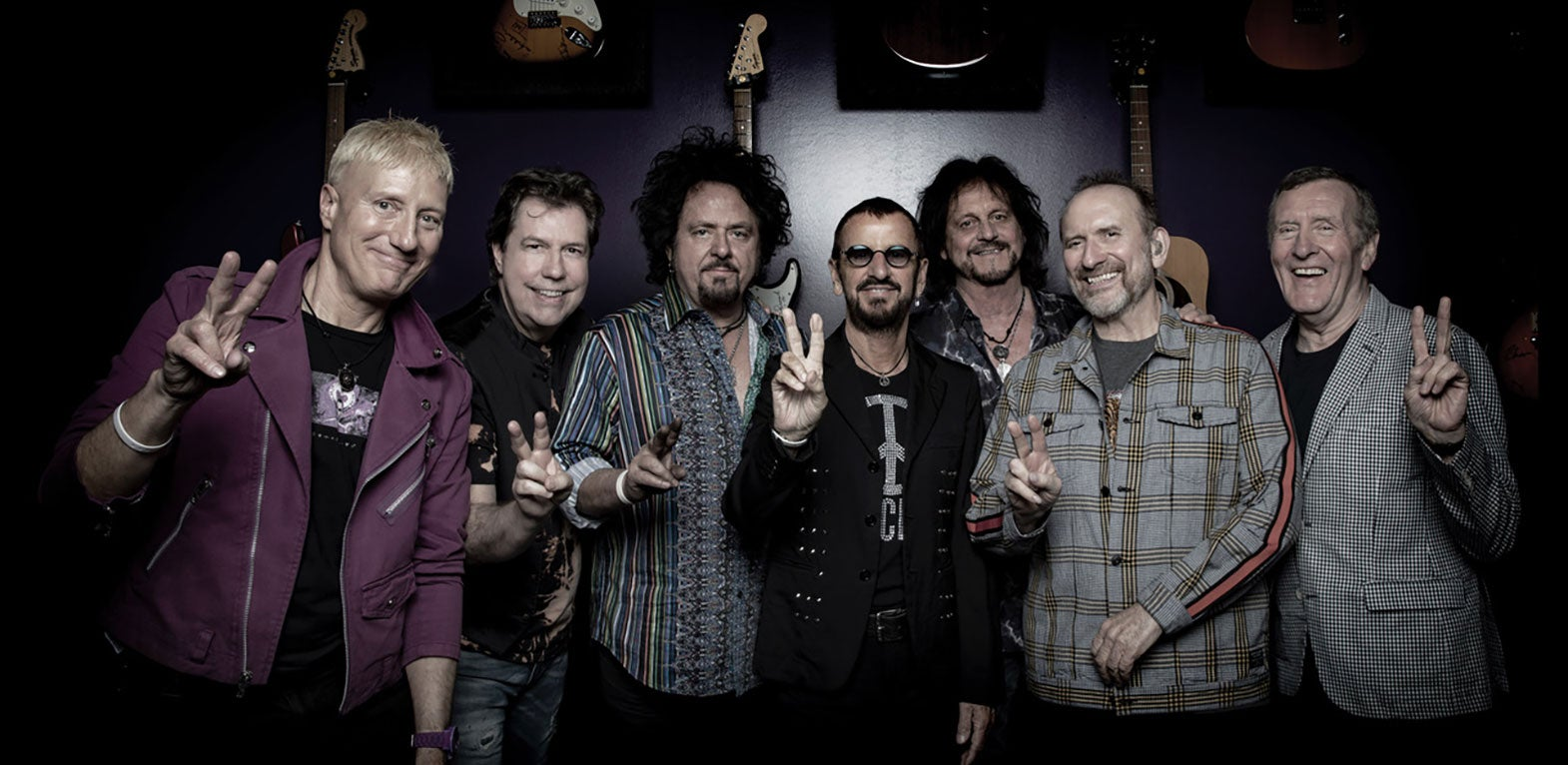 Ringo Starr & His All-Starr Band - NEW DATES!