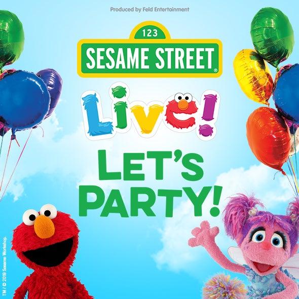 More Info for Sesame Street Live
