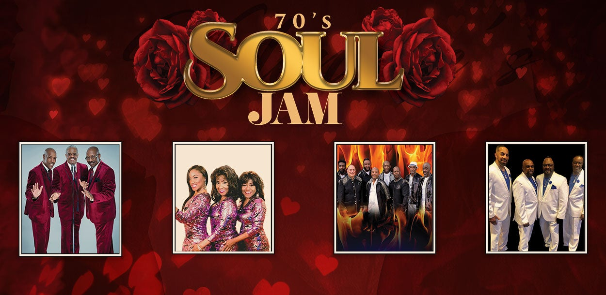CANCELLED - 70's Soul Jam