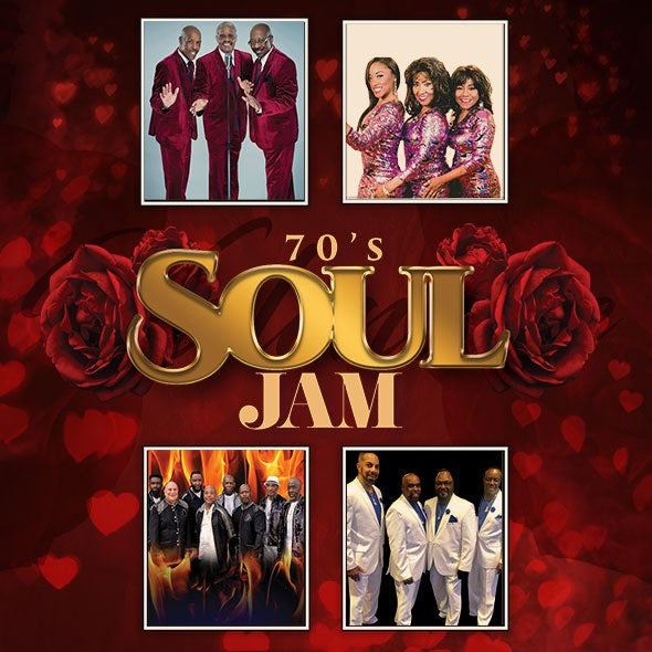 More Info for CANCELLED - 70's Soul Jam