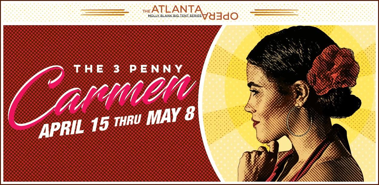 The 3 Penny Carmen