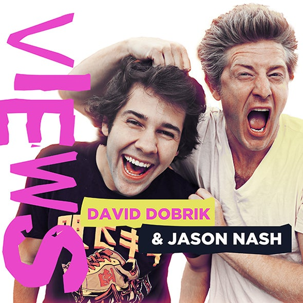 More Info for VIEWS Live with David Dobrik & Jason Nash