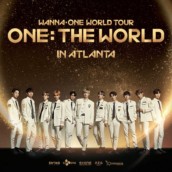More Info for Wanna One World Tour