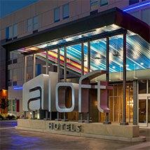 Aloft Atlanta at The Battery Atlanta