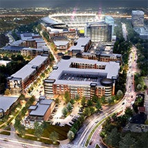 The Battery Atlanta - Dining