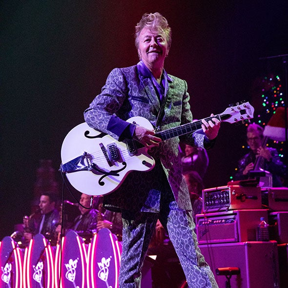 More Info for The Brian Setzer Orchestra