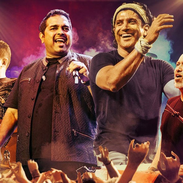 More Info for Shankar-Ehsaan-Loy and Farhan Akhtar