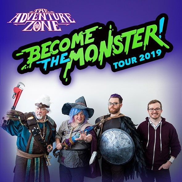 More Info for The Adventure Zone